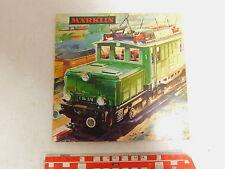 AS405-0,5# Märklin/Marklin H0 Katalog 1964/65 D DM, mit Gutschein, sehr gut