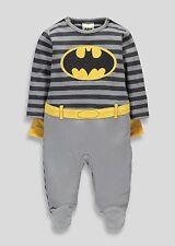 DC Comics BATMAN BAT MAN All In One romper & CAPE Set NEWBORN 7-10 lbsNEW KAWAII