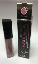 FusionBeauty LipFusion Infatuation Liquid Shine Lip Fattener First Crush NEW BOX