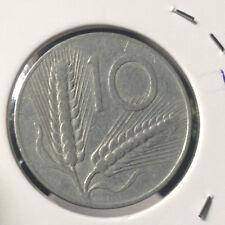Old Italy 1952 aluminium coin  !