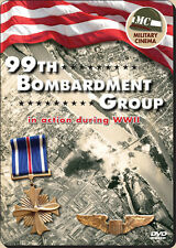15th Air Force - 99th Bombardment Group in World War II  DVD