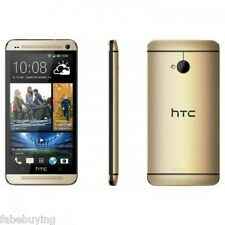 HTC ONE M7 Smartphone Unlocked 2GB+32GB Quad-core 4MP Mobile Phone Gold EU