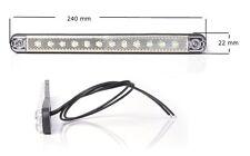 LED Umrissleuchte Positionsleuchte Begrenzungsleuchte Licht Vorn Weiß # 826