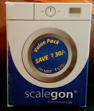 100% genuine Whirlpool Scalegon for Front/Top loading washing machine(Pack of 3)