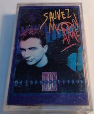 LUC DE LA ROCHELIERE Tape cassette SAUVEZ MON AME 1990 Art com Musik TFC-8949