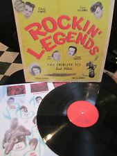 Rockin' Legends Pay Tribute To Jack White  by Various Artists LP Icky thump