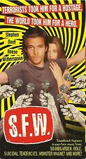 S.F.W. (VHS) Stephen Dorff Reese Witherspoon OOP
