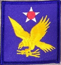 Embroidered Military Patch USAF 2nd Air Force World War 2 era insignia NEW