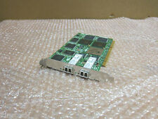 Emulex DUAL PORT 2 Gb / s PCI-X Fibre Channel scheda di rete-fc1010483-01