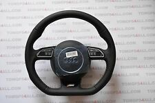 NEW AUDI STEERING WHEEL S-LINE a1 a2 A3 S3 RS3 Q3 RS Q3 2015 YEAR 8V0419091R