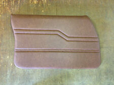 Holden Front Door Trim Cards (brown) suits HQ, HJ, HX and HZ