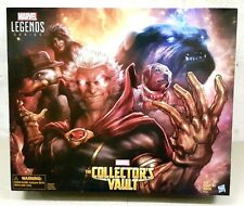 HASBRO MARVEL LEGENDS 3.75 INCH THE COLLECTOR'S VAULT BOX SET SDCC 2016