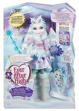 Ever After High Doll Epic Winter Special Edition Crystal Winter - DKR67 - NEW