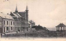Tarjeta postal - el crotoy - los villas de la falaise