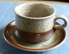 Vintage Vitrified Stoneware by Purbeck Portland Cup & Saucer Replacement