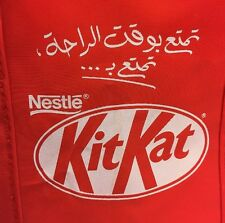 KIT KAT Foreign? Promo, Thermos, Lunchbox, Candy Bar, Nestlé,