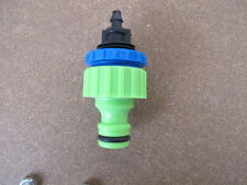 Greenhouse Garden Hose Pipe Adaptor Also For Greenhouse Humidifier Plant Fitting