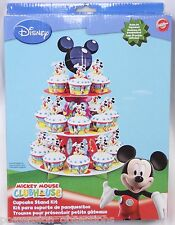 NEW Wilton Mickey Mouse Clubhouse Cupcake Stand Kit