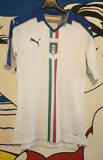 MAGLIA ITALIA M NO MATCH WORN VERS. PLAYER POWER CELL NUOVA CON SILICONE INT