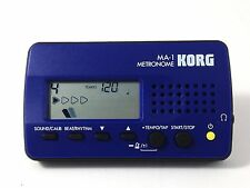 Korg Metronome  MA-1  Blue and Black MA-1BL