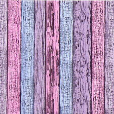 4x Single Lunch Party Paper Napkins for Decoupage Decopatch Craft Woody Lilac
