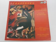 JASCHA HORENSTEIN - Stravinsky / The Rite of Spring LP