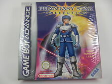 GBA PHANTASY STAR COLLECTION - NUEVO - 00500 Game Boy Advance NEW