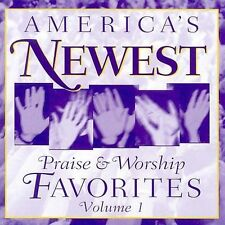 America's Newest Praise and Worship Favorites, Vol. 1 by Various CD #GG25