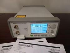 Agilent 81576A Variable Optical Attenuator Module w/ Power Control - CALIBRATED