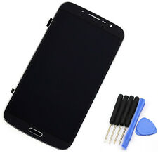 Full LCD Display Touch Glass Panel Frame For Samsung Galaxy Mega i9200 i9205