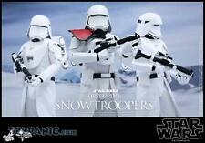 1/6th scale First Order Snowtroopers Collectible Figures Set