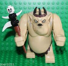 LEGO LO HOBBIT. RE GOBLIN Minifigura con Club da Set 79010 NUOVO!!!