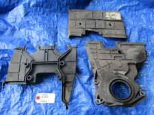 96-01 Acura Integra B18B1 upper and lower timing cover set engine motor p75 3