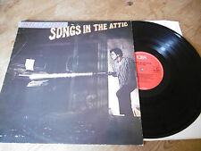BILLY JOEL - Songs In The Attic - VG+/EX - A1/B1 matrix, inc inner and book