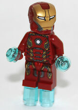 original LEGO 2015 IRON MAN mini figure from 76029 set marvel superheroes