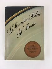 Le Cordon Bleu At Home French Cuisine Cookbook Recipe Hardcover 1991