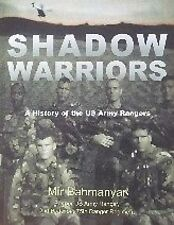2005 SHADOW WARRIORS US ARMY RANGERS BOOK KARATE KUNG FU MARTIAL ART