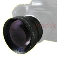 52mm 2.0x Tele Lens for Nikon D40 D40x D60 D3000 D5000