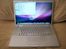 ☛APPLE☆MACBOOK☆PRO☆15☆AlUMINUM☆MAC☆SILVER☆LAPTOP☆GOOD☆COMPUTER☆WARRANTY☆MACKBOOK