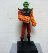 SUPER-SKRULL MARVEL COMIC FIGURE EAGLEMOSS