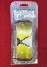 Bone Collector Glasses;  Chasen Amber Lens Glasses;  BCCH70-40CS