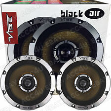 "Vibe BlackAir 6 BA6-V1 6.5"" inch Car Door Shelf Coaxial Speakers Set"