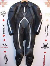 Dainese T-Age Titanium Series 1  RARE! 1 piece race suit with hump uk 44 euro 54