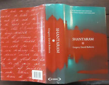 Shantaram by Gregory David Roberts - Fiction - 2003, Reprint