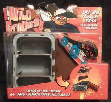 Rob Dyrdek's, Wild Grinders, Jay Jay Skate Spot, Old Fridge Fun Box, New!!!