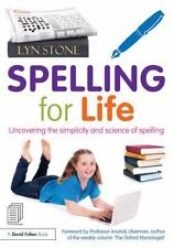Spelling for Life by Lyn Stone (2013, Paperback)
