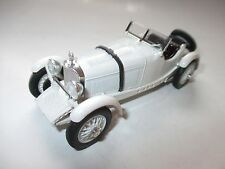 MERCEDES w 06.ii type supersport brièvement ssk (1928) Blanc blanc white, rio en 1:43!