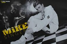 Mike singer-a3 poster (environ 42 x 28 CM) - the voice kids captures fan collection