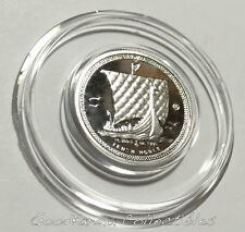 *2016 Platinum 1/10 oz Isle of Man Noble Coin .9995 - Proof-Like BU In Capsule*