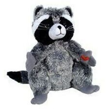 """The Kissing Hand Chester The Raccoon 9"""" Plush Doll Toy"""